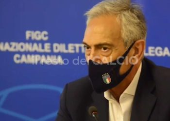 FIGC, Presidente Gabriele Gravina