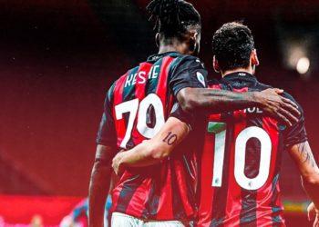 Ph AC Milan, Kessie e Calhanoglu