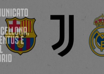 Ph Comunicato Juventus Real Madrid Barcellona