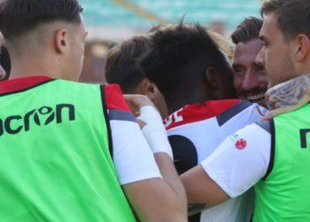 Ph Foggia, Balde vs Catania