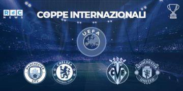 finali champions league europa league 2021