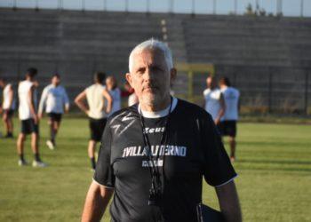 Alessandro Del Prete ph Villa Literno Calcio