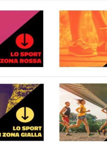 Lo Sport e le zone