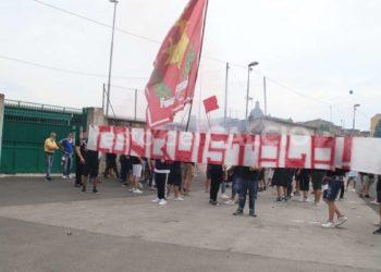 Ph La Ragione, Aversa-Puteolana tifosi