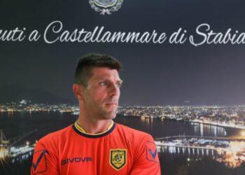 Danilo Russo ph Antonio Gargiulo S.S. Juve Stabia