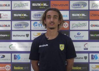 Matteo Stoppa ph S.S. Juve Stabia