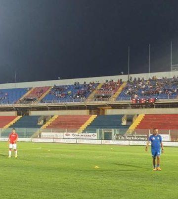 Stadio Iacovone ph Turris Calcio