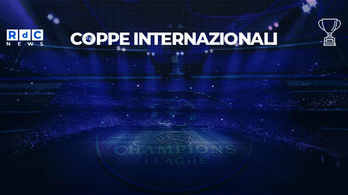 Champions League 2021/22, risultati e classifiche dopo la 1ª giornata della  fase a gironi