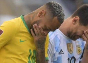 Brasile-Argentina, Neymar e Messi