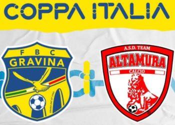 Diretta Gravina-Altamura Coppa
