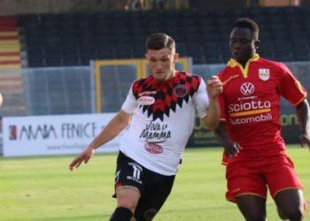 Foggia-Messina ph ACR Messina
