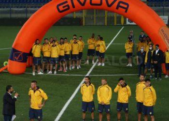 ph Il Resto del Calcio, presentazione Juve Stabia 2021-22