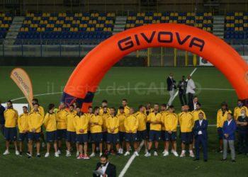 Presentazione Juve Stabia 21-22 ph Il Resto del Calcio
