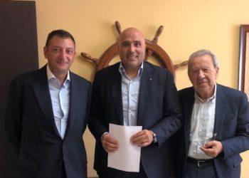 Ph LND Campania, Medmar Caremar convenzione