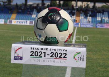Ph La Ragione, pallone Lega Pro 2021 2022