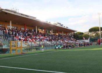 Stadio Liguori ph S.S. Turris Calcio