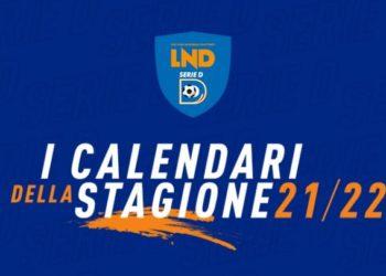 calendari serie d 2021