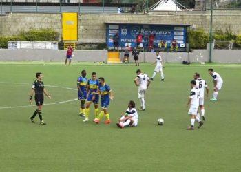 Napoli United-Savoia ph Napoli United