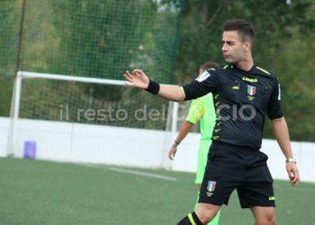 Ph La Ragione, dilettanti arbitro