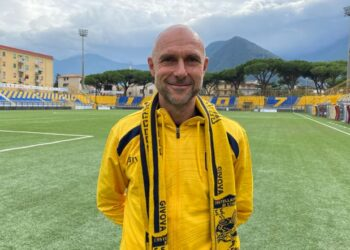 Stefano Sottili ph S.S. Juve Stabia