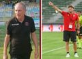 Zeman e Migliani ph Calcio Foggia 1920 e SSC Bari
